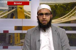 imam who questioned boris johnson on bbc over islamophobia is suspended over historic tweets