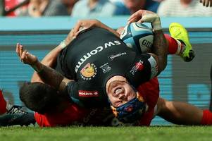 Exeter Chiefs allay fears over Jack Nowell missing Rugby World Cup with England as Champions Cup fate is revealed