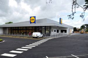 lidl in bishop's cleeve opening date revealed - and here's all the in-store deals to celebrate