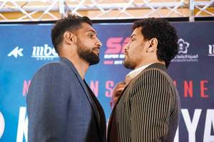 amir khan's vows to avenge pakistan's defeat; neeraj goyat says keep dreaming