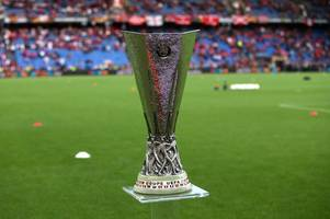 Europa League draw LIVE as Rangers, Kilmarnock and Aberdeen find out QR2 opponents