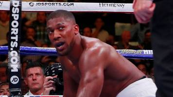 anthony joshua: rebuild needed before ruiz jr rematch - amir khan
