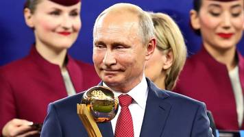 russia and putin: is president's popularity in decline?
