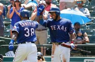 Andrus helps Rangers, Minor to victory 4-2 over Indians