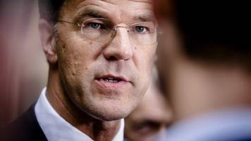 Brexit would 'diminish' UK, says Dutch PM Mark Rutte
