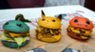 pokémon-inspired pop up bar with pokéburgers coming to brooklyn
