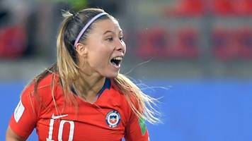 Women's World Cup: Chile penalty miss costs them last-16 tie against England