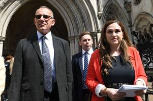 charlotte brown's family 'relieved' after speedboat killer loses manslaughter appeal