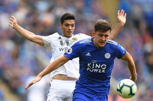 leicester city's premier league opener against wolves rescheduled