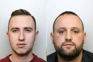 Bath men jailed for intent to supply cocaine