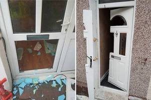 heroin and crack cocaine seized after dawn raids in newport, cwmbran and pontypool