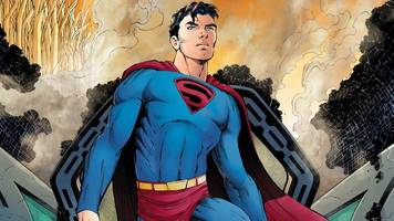 Inside the art that empowers Frank Miller's Superman: Year One