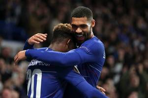 callum hudson-odoi and ruben loftus-cheek continue recovery work ready for next chelsea manager