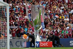 championship 2019/20 fixtures live: who brentford, charlton, fulham, millwall and qpr will face