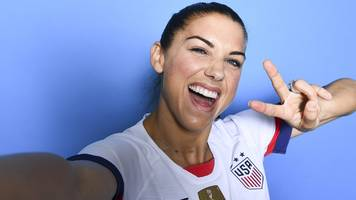 alex morgan - meet the usa star who transcends her sport
