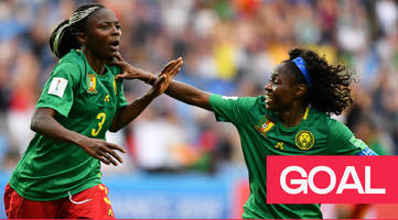 women's world cup 2019: ajara nchout puts cameroon through with the last kick of the game