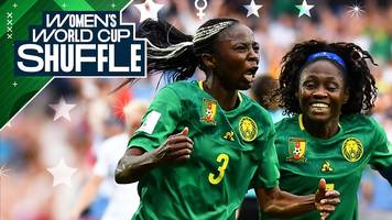 women's world cup 2019: all the goals & drama as cameroon set up england tie & chile leave in tears