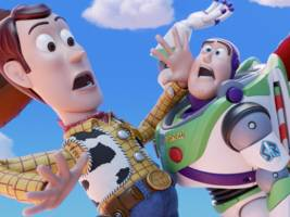 'toy story 4' is headed for a massive opening at the box office, but could fall short of breaking the record held by 'incredibles 2'