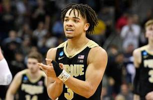 purdue's edwards selected by sixers in second round