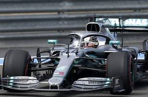 F1 leader Hamilton fastest in 1st practice for French GP