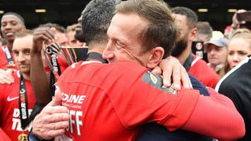 football league fixture release day 'tinged with sadness' for leyton orient