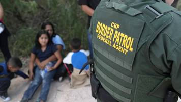 Children Reportedly Held In Dangerous Conditions At Texas Border