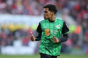 duane holmes relishing scunthorpe united return with derby county