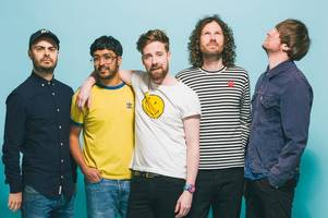 kaiser chiefs have added another hull date for bonus arena gig