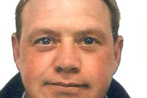 face of jealous farmer andrew hooper who shot estranged wife to death in range rover outside home