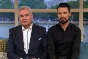 the heartbreaking moment eamonn holmes breaks down over ruth langsford sister's death in full