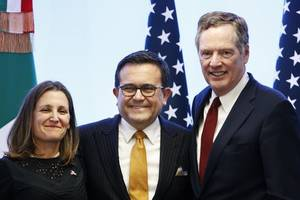 mexico approves new trade deal with u.s., canada