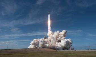 nasa to launch 'deep space atomic clock' into orbit aboard spacex falcon heavy rocket