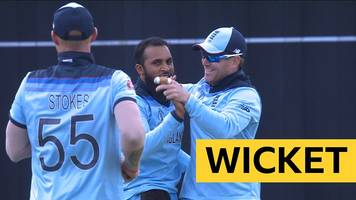 cricket world cup: england's adil rashid takes two wickets in two balls v sri lanka