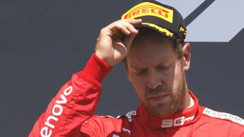 ferrari fail in vettel penalty appeal as bottas tops french gp second practice