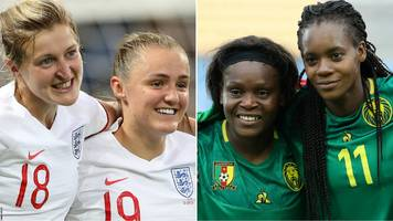 women's world cup 2019: england face new threat from cameroon