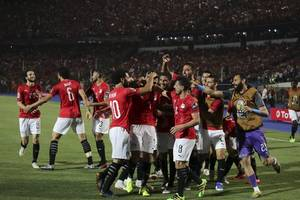 african cup of nations: egypt open bid for eighth crown in style