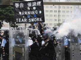 hong kong extradition bill: police brutality inquiry ruled out