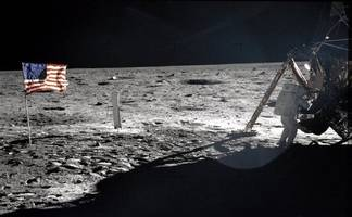 Neil Armstrong and Buzz Aldrin were lost on the Moon. Really