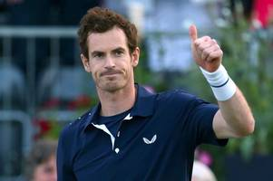 Jose Mourinho's heartfelt Andy Murray tribute as Scot continues stunning return at Queens Club