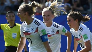germany beat nigeria to reach world cup last eight as var plays big part