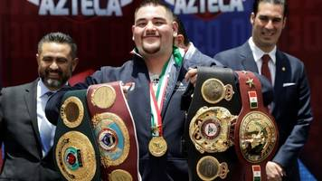 joshua is not good at boxing and i will beat him in rematch - ruiz