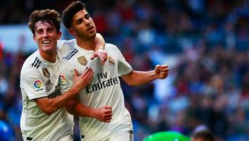 tottenham to 'demand' marco asensio from real madrid during talks over christian eriksen