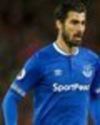 Everton tipped to sign four more players after Andre Gomes arrives from Barcelona