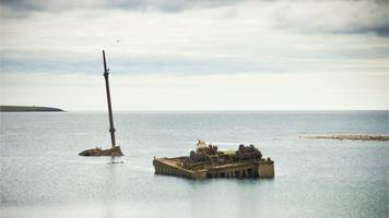 unexploded torpedo found in scapa flow