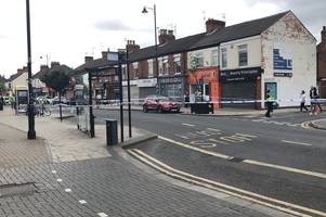 Full police statement with Newland Avenue shut after man hit by car
