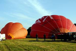 cheltenham balloon fiesta flights cancelled as it is 'not safe to fly'