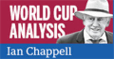 World Cup 2019: Where's the taste? asks Ian Chappell