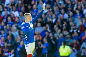 ryan kent drops another rangers transfer hint as leeds end interest in liverpool winger