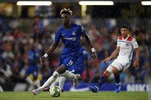 Tammy Abraham speaks out on his plans for the future amid Chelsea's transfer ban