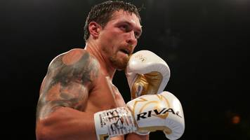 Oleksandr Usyk named as WBO mandatory challenger for Joshua v Ruiz winner